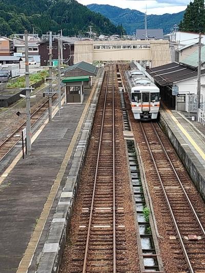 飛騨古川駅周辺の街歩き①(岐阜)
