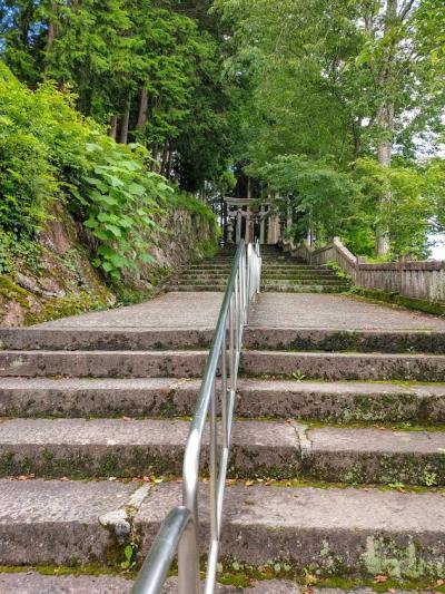飛騨古川駅周辺の街歩き②(岐阜)