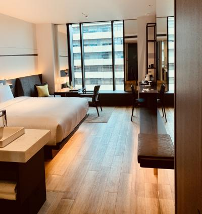 Let's Workation - AC Hotels Marriott Ginza - アジア初マリオットホテルブランド