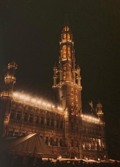 備忘録 ⑤私がベルギーのブリュッセルに単身赴任中に、クアラルンプール赴任中の家内が訪ねて来てくれました。その6ブリュッセルの巻ー3