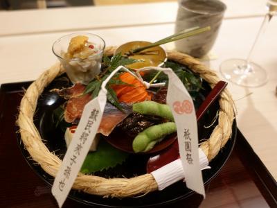 2020年7月 祇園祭が中止になった京都へ