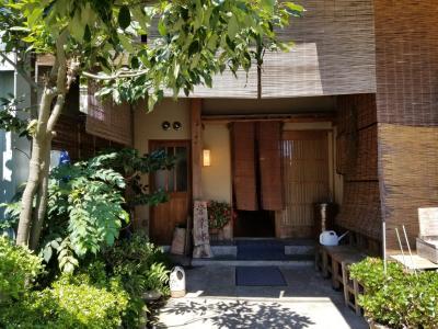 中津川のお蕎麦屋さん「あおき」から「杉村」