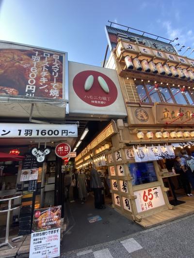 2020.7 吉祥寺トリップ☆井の頭公園~ハモニカ横丁☆