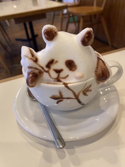 パンダ巡りin上野