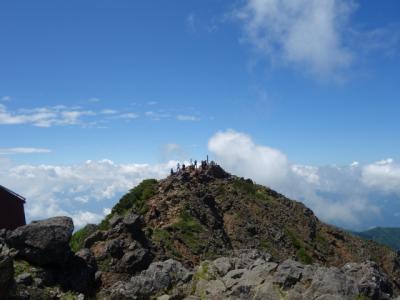 2020 長野県 父子2人旅~ 赤岳(2,899m)登山編~ 八ヶ岳最高峰 ~ 感無量、よかった!~