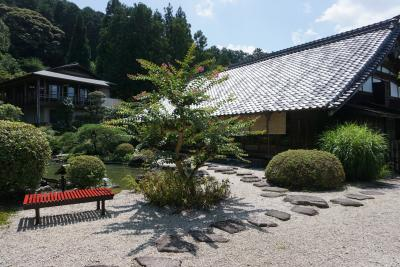 【徳川ゆかりの地 探訪④】 奥殿陣屋 ~日本庭園が美しい、大好きな散歩スポット~
