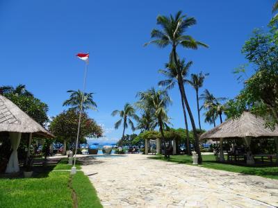 こっそり行って来ちゃった… Bali day 2  Hotel Nikko Bali Benoa Beach
