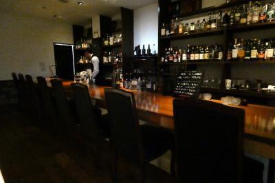 2夜連続のオーセンティックバー ポルティエ(BAR PORTIER)の夜食