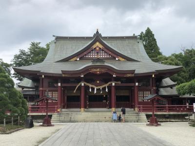 笠間稲荷神社を37年ぶりに参拝しました。