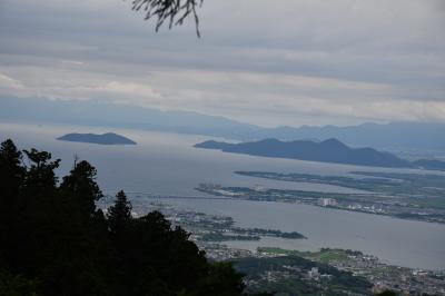 比叡山参詣の坂本鋼索線