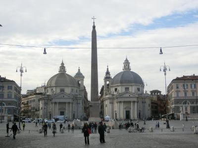 2019GW イタリア番外編:古代オベリスク ローマで11本を訪問、世界30本のうち20本を訪問