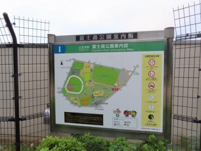 松姫通り&富士の森公園ポタリング 八王子 2020/07/19