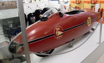 バイク乗りの聖地インバカーギル、映画『世界最速のインディアン』バート・マンローの博物館へ / 海外ツーリング-ニュージーランド編 番外1