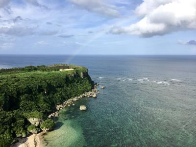 沖縄感ほぼゼロ!~果報バンタに虹が出た~2020夏