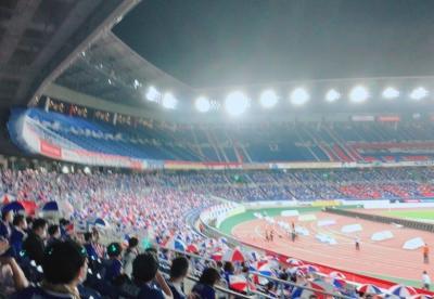 2020J1リーグ第6節ホームvs横浜FC戦観戦記