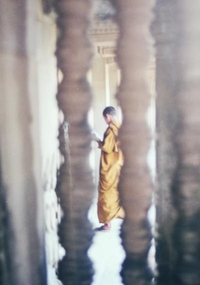 2000年1月子連れカンボジア旅(3)☆オークン、カンボジア&大好きなバンコクへ(^^♪