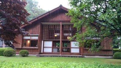 小金井公園散歩 江戸東京たてもの園
