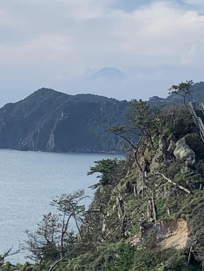 西伊豆旅行~富士山見えるかな?