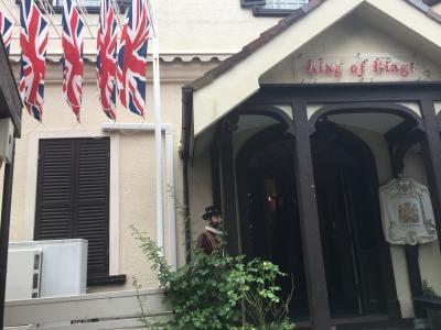 日本国内の英国巡り① 神戸北野の異人館