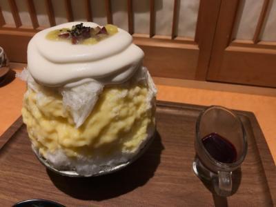 埼玉・川越散策2020②~かき氷と小江戸の街並み~