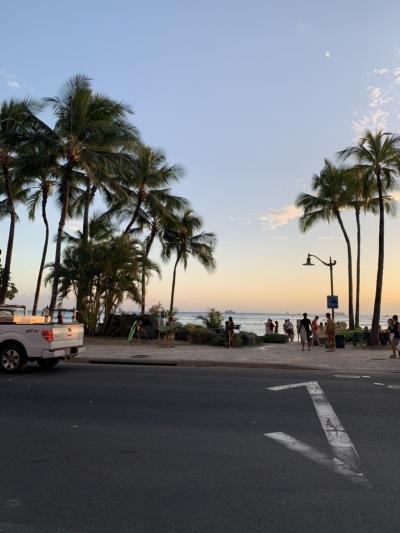 2019年共働き夫婦の子連れハワイ♪(小5、2歳半)No.1~空港までの道のりから搭乗まで