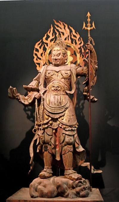 【国内346】2020.7上野の博物館を見学した後,成田へ1-東博の「きもの展」,昼食,本館1階