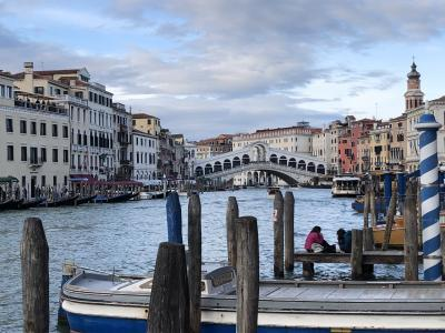 熟年夫婦イタリア・コートダジュール1カ月の旅⑱ 旅行23日目(ベネチア3日目)