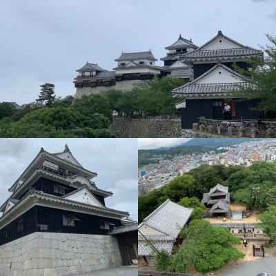 広島 宮島・愛媛 松山旅行⑤ 2020/07/12-16