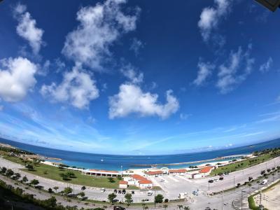 GoToトラベル前の沖縄の旅、梅雨からの脱出