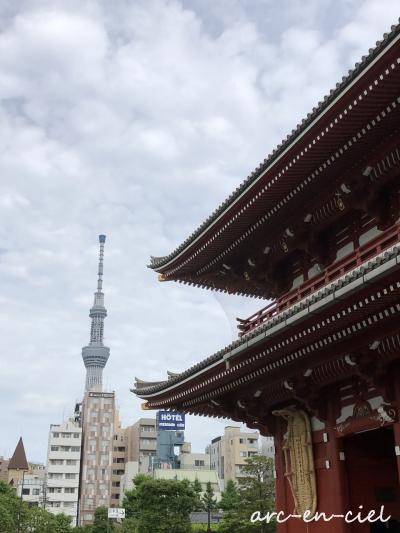 ◆家族旅行◆日光へ!帰りに浅草観光(2019)【5】浅草観光編