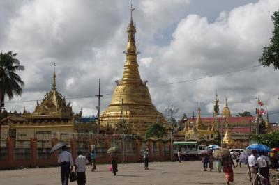 ミャンマー旅行(ヤンゴン2)