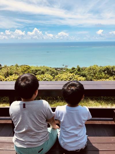 2020 沖縄本島 子連れ旅 最終日