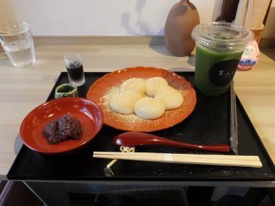 石川県金沢市◆カフェ『ル ミュゼ ドゥ アッシュ金沢』&『餡屋musubu 』◆2020/07/26