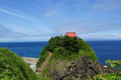 仙台にオリンピック見に行くはずがいつの間にか奥尻島メインの旅 2日目 奥尻島泊