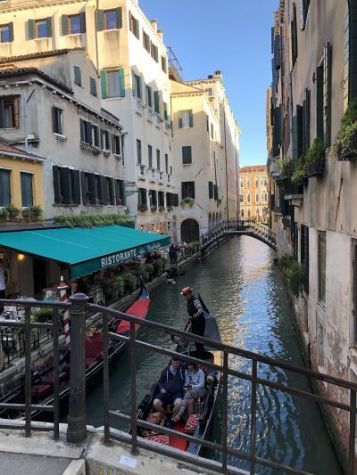 熟年夫婦イタリア・コートダジュール1カ月の旅⑲ 旅行24日目(ベネチア4日目)