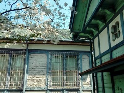 岡崎の洋館を訪れた