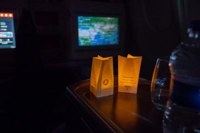 バンコクからカイロへ!ターキッシュ航空ビジネスクラスの旅