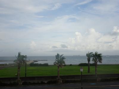 夏休み家族旅行*千葉館山の海辺で1泊*
