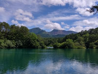 裏磐梯 歩いたあとは温泉でぬくぬく②桧原湖周辺探勝路