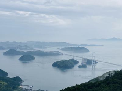 '20.07 連休でしまなみ海道&とびしま海道を一人旅