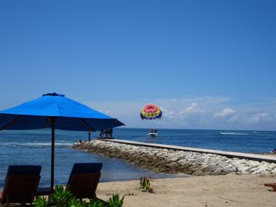 こっそり行って来ちゃった…Bali  day 2 Hotel Nikko Bali Benoa Beach
