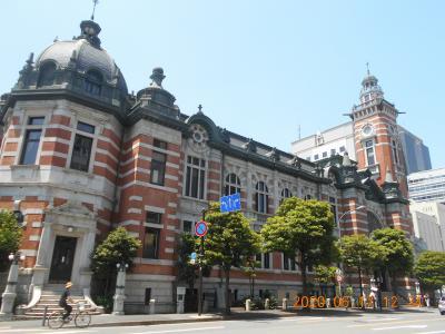 関内周辺横浜3塔を楽しむ