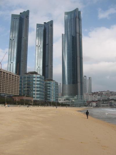 2020早春02 韓国(釜山 海雲台)