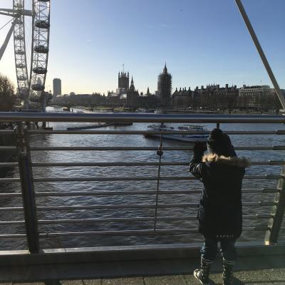 子供が主役のロンドン観光