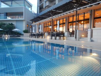 2020 沖縄 南・中部 母と夫婦の3泊4日3人旅 ③ 琉球温泉瀬長島ホテル