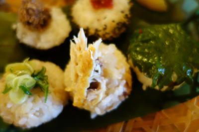 20200726-1 京都 大原に着いたらお昼時。来隣で野菜のビュッフェで昼ごはん。