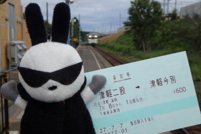 運賃600円片道きっぷの鉄道旅 夏編(2015年7月)