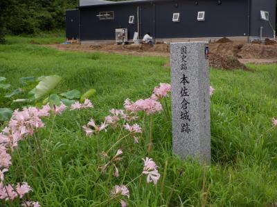L JUL 2020  佐倉・・・・・④本佐倉城跡