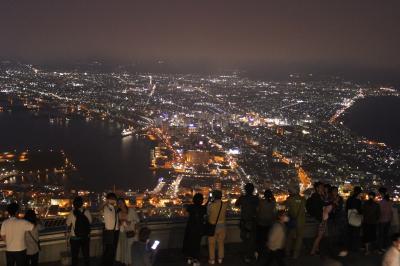 Go to トラベル前の函館旅行 おこもり食い倒れ編その2 五稜郭と夜景