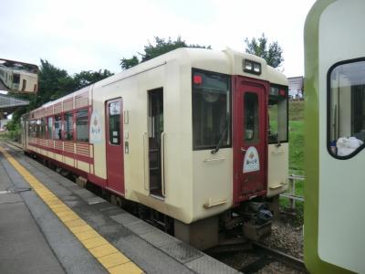 青春18きっぷ信州ローカル線旅・その4.千曲川から信濃川に沿って走る飯山線。